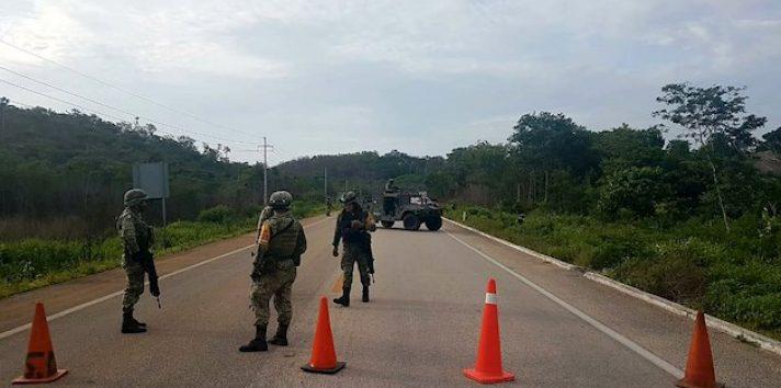 En las últimas semanas, el narcotráfico ha incrementado la violencia en México con una matanza de al menos 26 jóvenes en un centro de rehabilitación de drogas del céntrico estado de Guanajuato el pasado 1 de julio.
