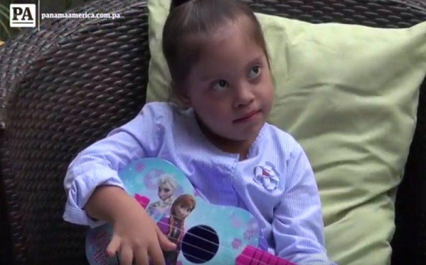 Panamá se une al Día mundial del Síndrome de Down. Foto/Fanny Arias