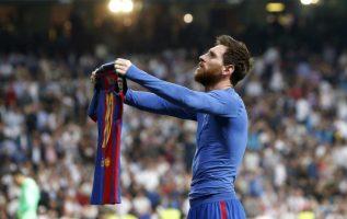 Lionel Messi fue la figura en el Clásico español. /Foto EFE