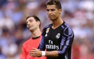 Cristiano Ronaldo, la gran estrella del Real Madrid./ Foto AP