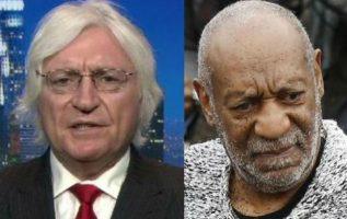 Bill Cosby menos quedarse solo
