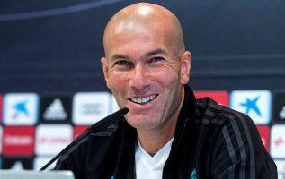 Zidane y el Madrid se enfrentarán mañana al Atlético.