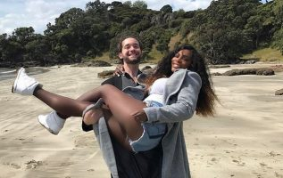 Serena anunció su compromiso en diciembre pasado.