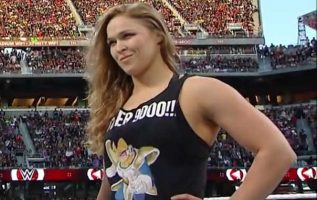 Rousey perdió sus dos últimas peleas en UFC.