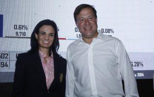 En acefalía la presidencia por la ausencia del país del presidente Juan Carlos Varela y de la vicepresidenta Isabel de Saint Malo. Archivo