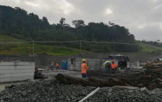 Según Cobre Panamá el proyecto minero es la obra más grande en la historia del país, con una inversión superior a los $5,700 millones. Cortesía