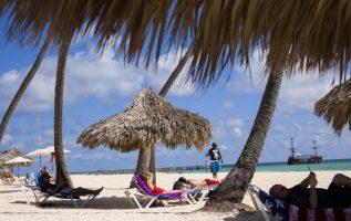 Sorprenden cifras de turismo en el país. EFE