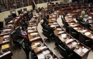 La Asamblea mantiene por Constitución, un total de 71 diputados. Archivo