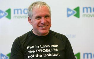 El cofundador de la aplicación de navegación Waze Uri Levine