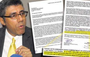 Cortés aseguró en su carta que volverá al ejercicio de su profesión de abogado en el sector privado en los próximos meses. /Foto Archivo