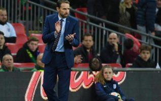 El estratega Gareth Southgate dirige a la Selección Mayor de Fútbol de Inglaterra desde el 2016. /Foto EFE