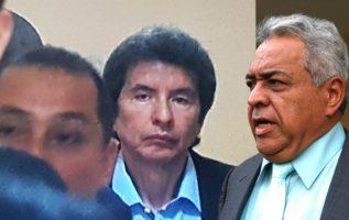 Reaccionando desde el extranjero, el abogado Alejandro Pérez (derecha) aplaudió la decisión de la jueza,  y afirmó que Moncada Luna tiene derecho a rehacer su vida. /Foto Twitter