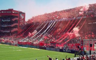 Independiente repudió este acto.