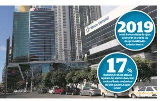 Según cifras de la Superintendencia de Bancos de Panamá, los activos líquidos del sistema bancario nacional disminuyeron un 17% hasta noviembre del año pasado. /Foto Víctor Arosemena