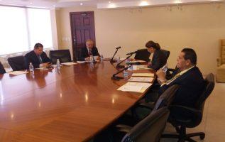 La Comisión de Credenciales  se reunirá el próximo martes a las 2:00 p.m. para analizar las denuncias que allí reposan. Luis Ávila
