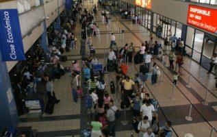 Empresarios también están interesados en negociar la entrada de más aerolíneas, ya sea por  el Aeropuerto Internacional de Tocumen o en otros. Archivo