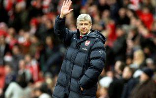 Arsene Wenger se despide como técnido del Arsenal. Foto:EFE