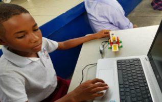 Ángel Ayarza descubrió su potencial gracias a la Fundación. Foto: Cortesía
