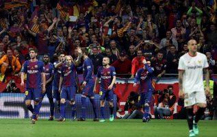 El Barcelona logra su primer título de la temporada / EFE