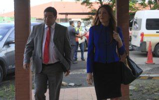Zulema Sucre enfrentará a los  escoltas que estaban a su mando. Víctor Arosemena