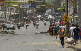Las protestas dejaron varios heridos y muertos