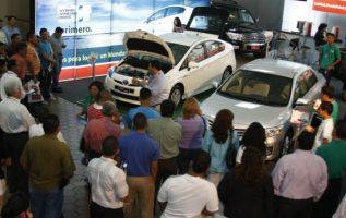 La venta de autos nuevos en Panamá en el primer bimestre de 2018 cayó un 10.5%