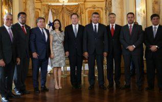El 12 de junio de 2017 Panamá decidió entablar relaciones diplomáticas con China