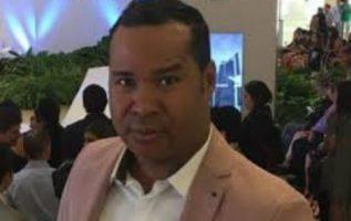 El Fiscal Superior Regional Javier Caraballo confirmó que Anderson fue asesinado.