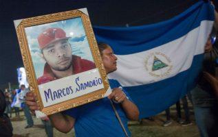 Nicaragüenses, protestan, Nicaragua, Ortega