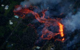 El Servicio Geológico de EE.UU. ya elevó el pasado miércoles a alerta roja el nivel de advertencia.