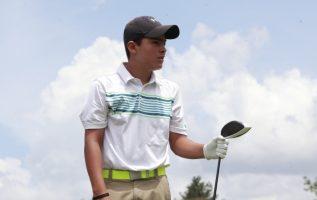 Lucca González Dormoi se mostró orgulloso por la oportunidad que tendrá de representar al país en el Junior Open. Anayansi Gamez