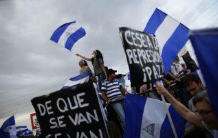 Nicaragua cumple hoy 33 días de una crisis que ha dejado entre 61 y 65 muertos.