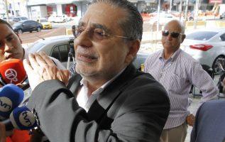Mossack Fonseca, beneficiado con una fianza de excarcelación. Víctor Arosemena