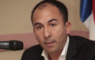 Miguel Salas, diputado panameñista de la provincia de Colón.