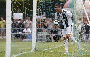 Cristiano y la Juventus se medirán al Verona.