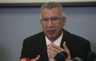 Alfredo Martiz estuvo un año y cuatro meses en el puesto, con muchas críticas en su contra. Foto: Cortesía