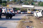 Durante el fin de semana  se reportaron dos atropellos y los conductores se dieron a la fuga.
