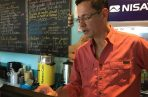 El periodista  Álvaro Álvarado no descarta darse una oportunidad en la vida política. Foto de Juan Carlos Lamboglia