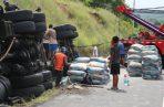Los vecinos informaron que en ese punto se han dado lamentables hechos, ya que varias personas han perdido la vida. Foto/Melquiades Vásquez