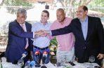 Figuras de Cambio Democrático  y Alianza liman asperezas y acuerdan brindar su experiencia a la campaña electoral.