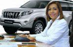 Se trata de ocho camionetas para los miembros de la junta directiva de la Asamblea Nacional. Foto: Panamá América.