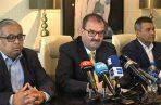 El amparo de garantías fue interpuesto por el abogado Carlos Carrillo.