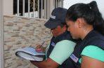 Un personal de 325 personas  de la Contraloría General de la República trabajó en el censo experimental. Foto Contraloría
