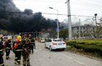 El ministerio de manejo de emergencias envió bomberos y personal de rescate a la zona afectada. Foto: Archivo/Ilustrativa.