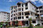 La deflagración en el P.H Costamare dejó una víctima y más de 10 heridos.