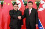 La agencia china Xinhua se limitó a informar de que la cumbre con el líder norcoreano, Kim Jong-un, se produjo este jueves, sin dar más detalles al respecto.