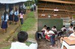 Las escuelas rancho y la tarea reprobada del expresidente Juan Carlos Varela. Foto: Panamá América.