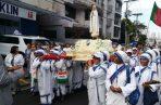 Nuestra Señora de Fátima en JMJ Panamá. Foto/Cortesía