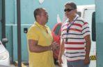 Hidadi Santos Saavedra fue declarado culpable por la muerte de Eduardo Calderón, hecho ocurrido en julio de 2018. Foto: Panamá América.
