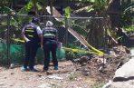Funcionarios de criminalística llegaron al área para las investigaciones de rigor. Foto/Diómedes Sánchez